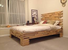 ... Fancy Furniture For Bedroom Decoration Using Ikea Malm Twin Bed Frame :  Cozy Rustic Bedroom Decoration ...