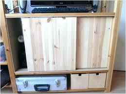 how to make sliding cabinet doors