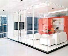 Interior office designs Reception Eleven Tvs White Lacquered Ceiling No Bookshelves Room Interior Designinterior Officeoffice Thecubicleviews 103 Best Most Beautiful Interior Office Designs Images Design