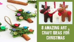 Simple Reindeer Craft Made With One Triangular Piece Of Paper Christmas Arts And Craft Ideas
