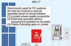 sizing the dc disconnect for solar pv systems civicsolar ac dc disconnect example