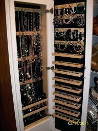 diy jewelry armoire mirror best jewelry cabinet ideas on mirror jewelry storage jewelry storage mirror diy jewelry armoire