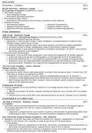 Cfa Level 1 Candidate Resume Free Resume Example And Writing Cfa Level 1  Candidate Resume ...