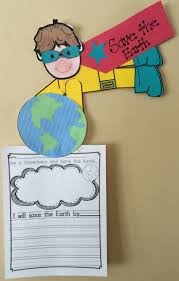 top ideas about save the earth environment earth day craft and writing prompt be a superhero save the earth for 1st grade