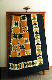 Why Cheddar Quilts are Popular Again - Keepsake Quilting & flying geese stars cheddar quilt Adamdwight.com