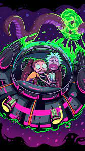 Wallpaper Rick And Morty iPhone ...