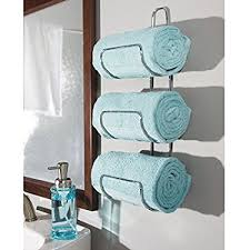 Image Bathroom Towel Mdesign Wall Mount Or Over Door Bathroom Towel Holder Bar Chrome Pinterest Mdesign Wall Mount Or Over Door Bathroom Towel Holder Bar Chrome