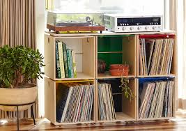 For Vinyl Record Lovers: 3 More Ways to Store the LPs
