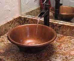 copper sink faucet. Exellent Copper Picture For Category Vessel Sink Faucets For Copper Faucet K