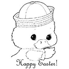 To print the coloring page: Top 25 Free Printable Easter Coloring Pages Online