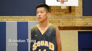 Brandon Tang | 5'7 - G | Global Squad 2015 Scouting Report - YouTube