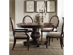round dining table and chairs wooden round dining table set with leaf and four chairs photos