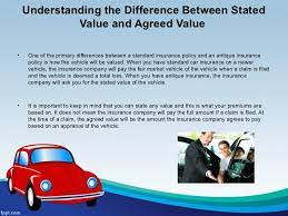 Stated value coverage means that the insurance company can pay you up. Antique Car Insurance Tips To Keep In Mind