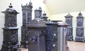 300 Restaurierte Antike Gusseisenöfen Antik Ofen Galerie