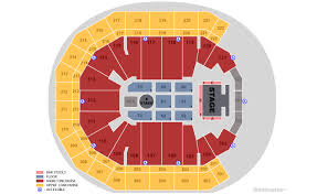 Pinnacle Bank Arena Seating Chart With Otvod
