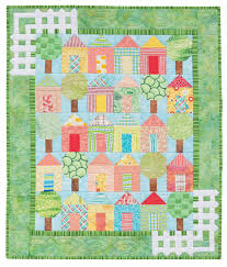 Housing Projects, Part 2: A FREE Block Pattern…and More Wonderful ... & It Takes a Village; 32 1/2