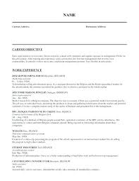Server Resume Objective Server Resume Objective Best Resume Objective Examples Ideas On 92