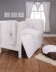 east coast silvercloud 3 piece cot bedding set reviews wayfaircouk for elegant residence cot bedding sets prepare