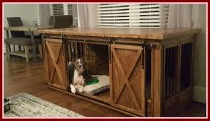 awesome my diy dog crate furniture build houses image for end table plans trend and stand