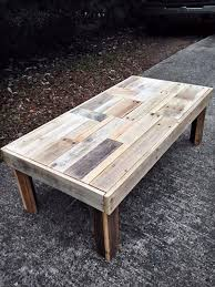 cute wood coffee table ideas 21 12 diy antique pallet and crafts furniture
