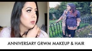 grwm anniversary soft makeup and hair stani mom urdu makeup tutorial