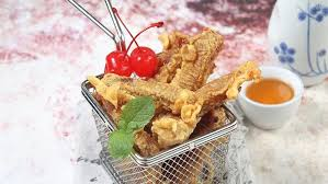 Buat kamu yang belum tahu cara membuatnya, yuk ikuti resep kue keranjang berikut ini! Resep Kue Keranjang Goreng Cara Lain Menikmati Kue Khas Imlek Yang Berlimpah Bukareview