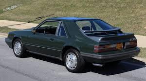 1985 Ford Mustang SVO Hatchback for sale near Rockville, Maryland ...