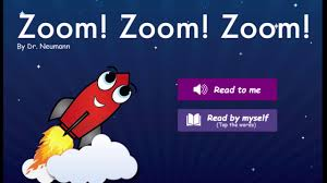 zoom zoom kids story book app by read to me
