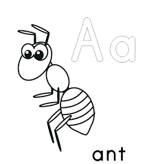 ant coloring page grasper coloring page insect color pages awesome ant coloring page and grasper pages