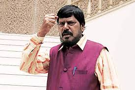 Ramdas Athawale Claims Process Of Depositing Rs 15 Lakh In Bank