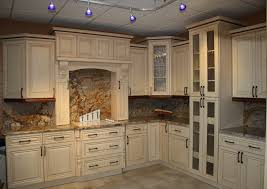 Beautiful Antique White Cabinets