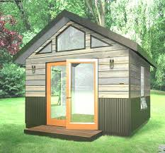 Modern Shed Fantastic Prefab Office Studio Perfect Design And Costco
