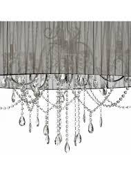 17410 b elegant crystal drop black metal chandelier large pendant ceiling light