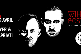 WIHMini Festival 2014 au Zig Zag : DAY 8 avec Adam Beyer & Joseph Capriati  B2B - Sortiraparis.com