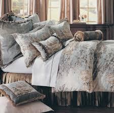 full size of bedding marvelous toile bedding matine duvet cover sham twilight blue cjpg alluring