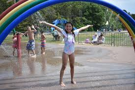 14,044 likes · 313 talking about this · 131,090 were here. Cooling Off At Charlottetown S Victoria Park Splash Pad Local News The Guardian