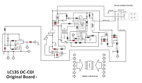how to generate oscillator signal from arduino atemega328 i m try to generate this signal to control high voltage transformer and triggering scr in dc cdi circuit here my original yamaha lc135 dc cdi circuit that
