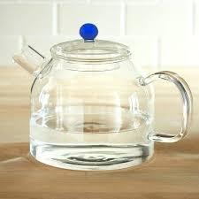 stove top teapot qt tea pot glass kettle best teapot glass top stove