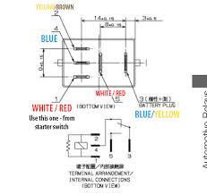 5745035036 c4e08f5a61 z d jpg i did a little research on the omron g8hn relay and finally found this schematic i have added the correct wire colours note that this is viewed from the