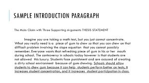 paper essay free example