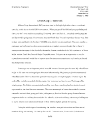 teamwork essay teamwork essay examples resume cv cover letter view larger