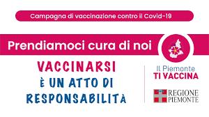 Il Piemonte ti vaccina - Claudio Vicina