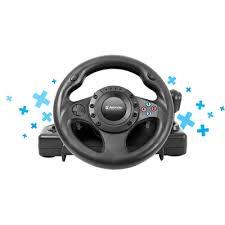 Игровой <b>руль Defender Forsage Drift</b> GT USB-PS3, 12 кнопок