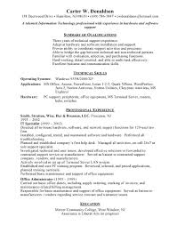 Sample Help Desk Support Resume Help Desk Support Free Resumes Free Resumes