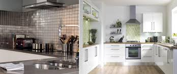 Tiled backsplash only - Kitchen Tile Style