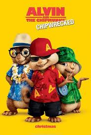 Sóc Siêu Quậy 3 Alvin and the Chipmunks: Chipwrecked