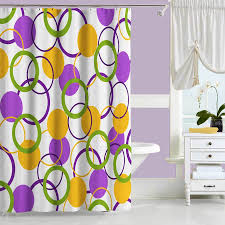 purple and green shower curtains. Click Here To Enlarge Purple And Green Shower Curtains M