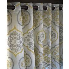 Geometric Patterned Curtains Geometric Curtains Ireland Business For Curtains Decoration