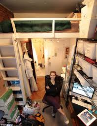 Felice Cohen Who Lived In New York City\u0027s Smallest Apartment Gives ...