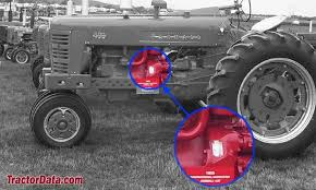 tractordata com farmall 400 tractor information photo of 400 serial number